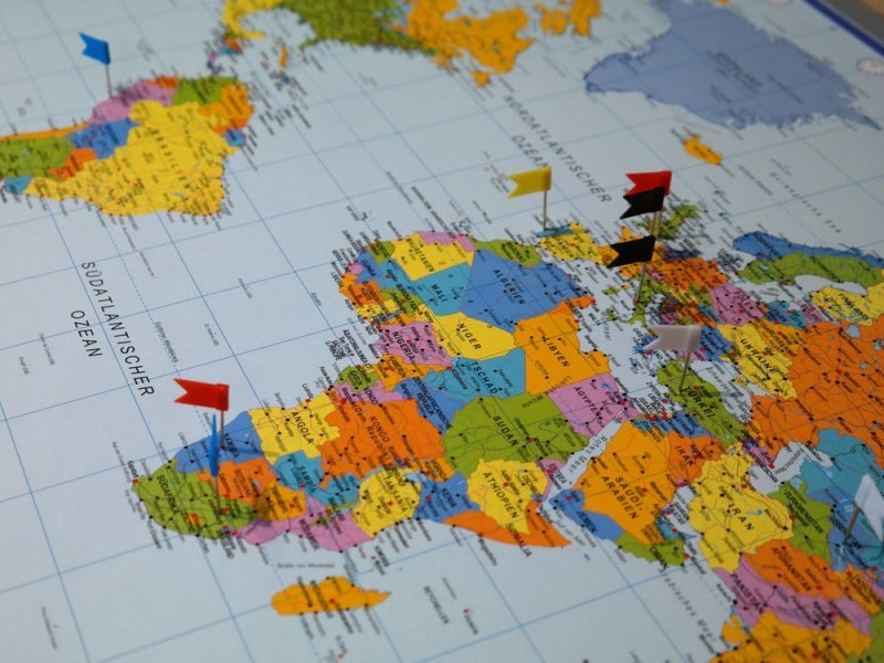 Customs clearing & forwarding - Our Global Network